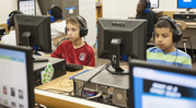 NC Students in a Digital Learning Environment