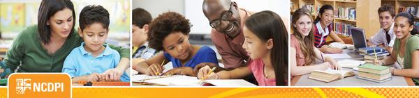 NCDPI - Academic Services Banner
