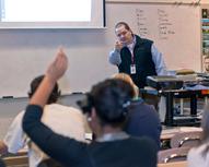 NC High School Classroom