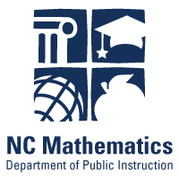 NCDPI Math Social Media Logo
