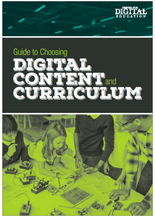 Guide to Choosing Digital Content and Curriculum