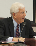 SBE Meeting - Chairman William Cobey & A.L. Collins