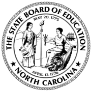 State Board of Education logo