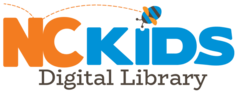 NC Kids Digital Library logo