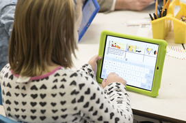 NC Student in a Digital Learning Environment