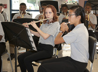 NC School Band