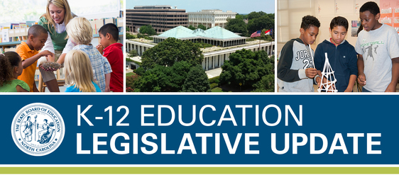K12 Education Legislation Update