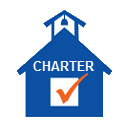 Charter School check mark