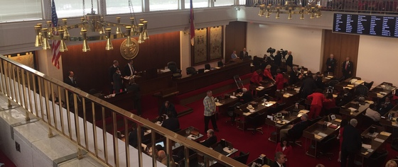 NCGA House Short Session May 2018