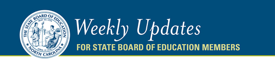 SBE Weekly Update Banner