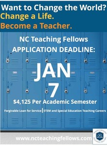 NC Teaching Fellows 2018