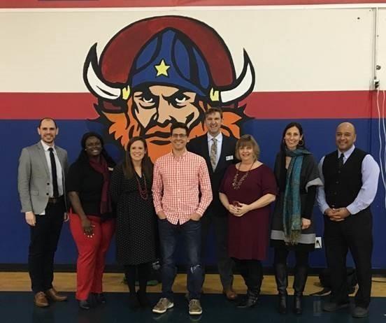 2019 North Carolina Charter School Teacher of the Year