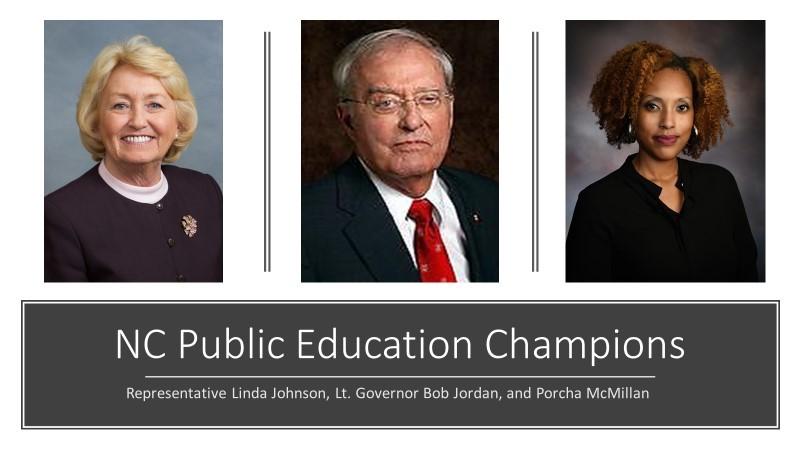 NC Public School Champions