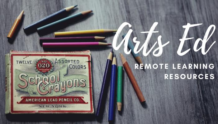 arts ed remote rez