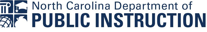 NCDPI Agency Horizontal Logo