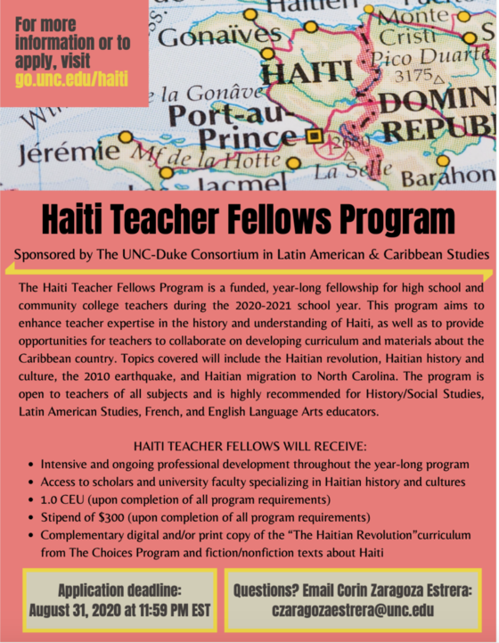 Latin American Fellowship too