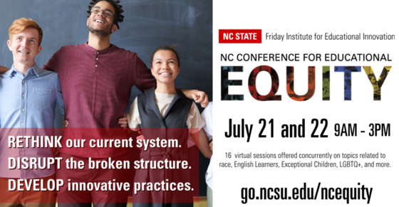 NCSU Equity Conference July 2020