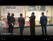 Torchlight Academy hosts White House dignitaries to celebrate black led schools of choice
