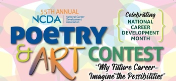 Happy National Career Development Month - Poetry and Art Contest