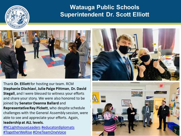 Watauga County Schools 2021