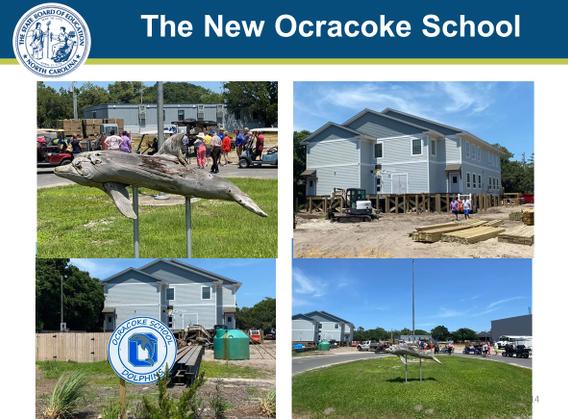New Ocracoke School