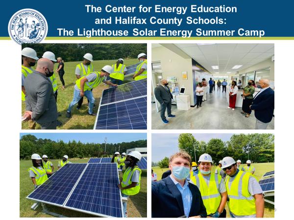 Halifax - Solar Energy Summer Camp