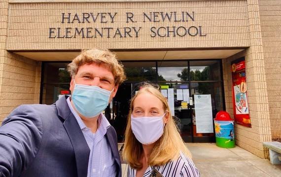 Newlin Elementary 2021