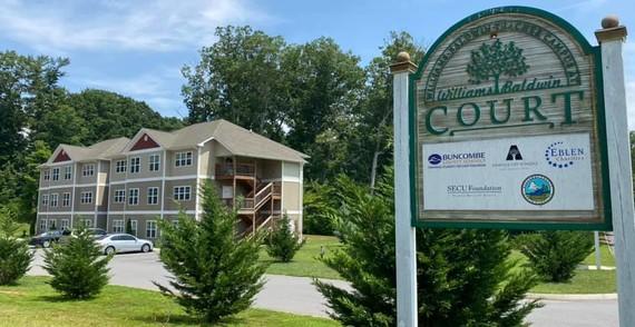 Buncombe County 2021
