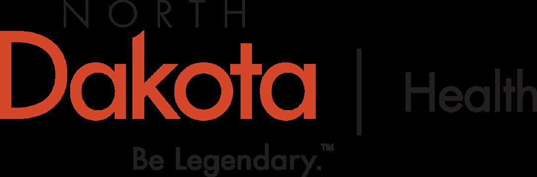 North Dakota Department of Health Logo