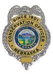 Conservation officer badge