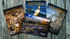 Nebraskaland Magazine and combo
