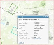 Flood Plan Locator