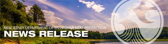 New Jersey Department of Environmental Protection News Release