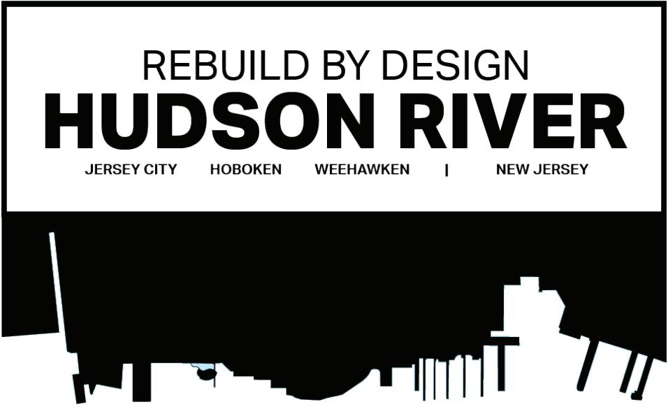 Rebuild By Design Hudson River Logo