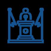 Linked Icon of Speaker