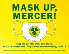 Mask Up, Mercer!
