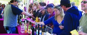 grand harvest wine festival