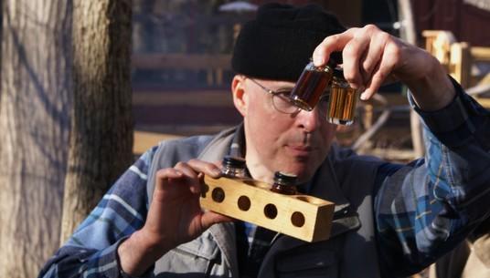 maple sugaring demo