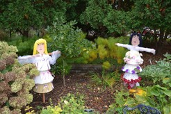 Scarecrows in the Garden Scavenger Hunt