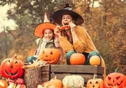 A Spooky Story:  Hunt on the Farm