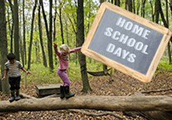 In-Person Home School Days