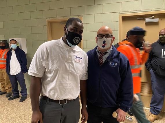 Mayor with Apprentice