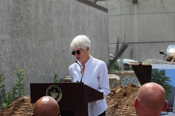 Councilwoman Caldwell-Wilson