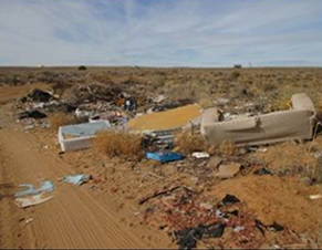 Illegal Dumping 1
