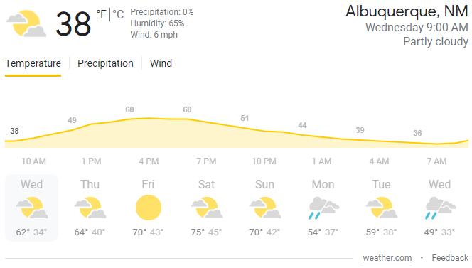 Weather 3.17