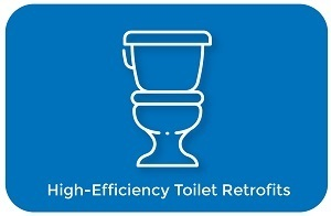 High Efficiency Toilet Retrofits