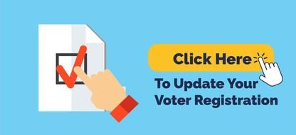 Update Voter Registration