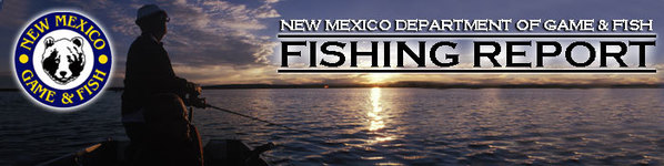 New mexico fishing and stocking reports for aug 2 for Hopewell fish and game