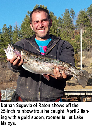 New Mexico Fishing And Stocking Reports For April 5