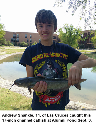 New mexico fishing and stocking reports for sept 5 for Nm fish stocking report